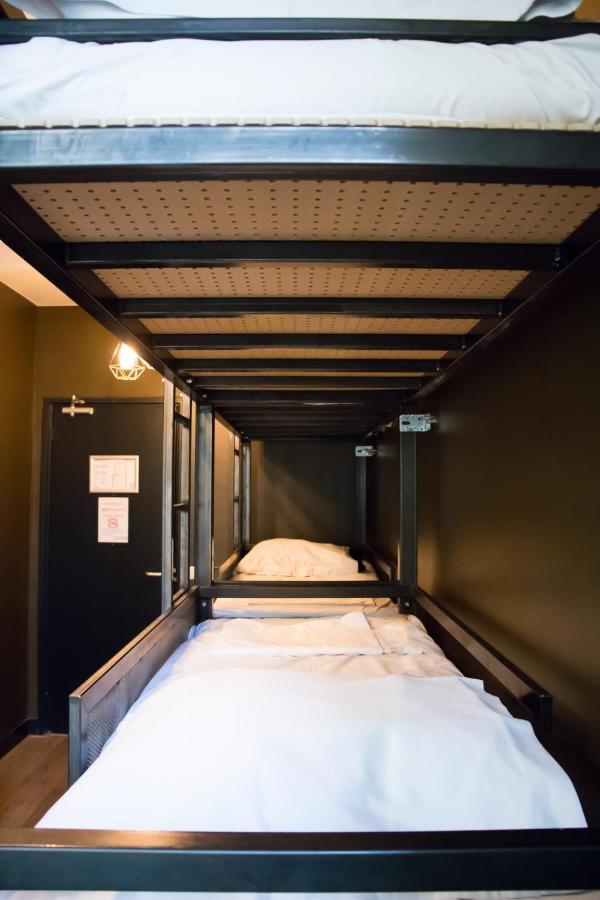 Amsterdam Hostel Leidseplein - Laterooms