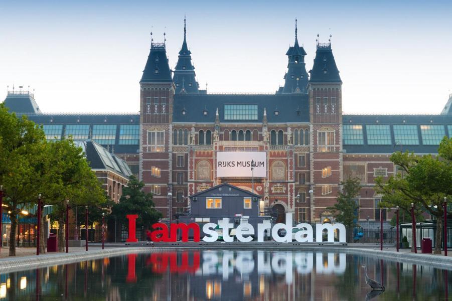 Amsterdam Hostel Annemarie - Laterooms