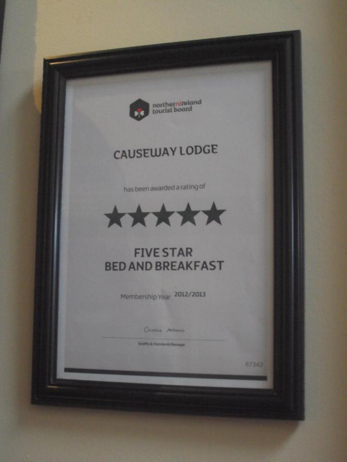 Causeway Lodge - Laterooms