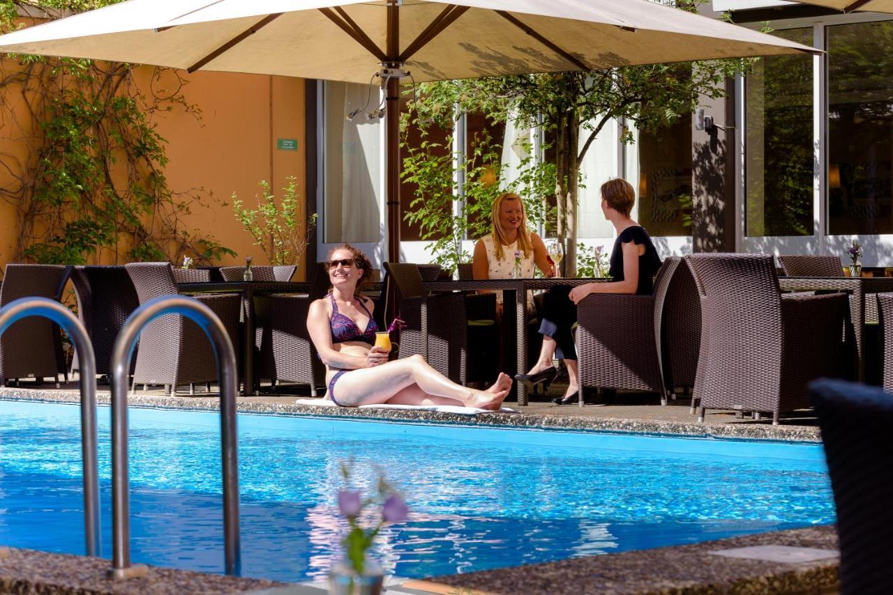 Mercure Hotel Berlin City West - Laterooms