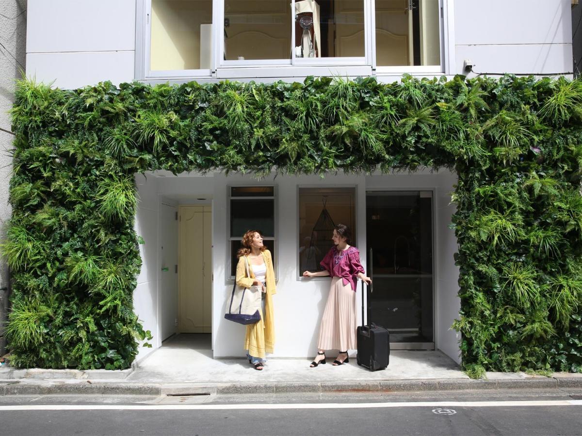 BUDGET:The Wardrobe Hostel Roppongi