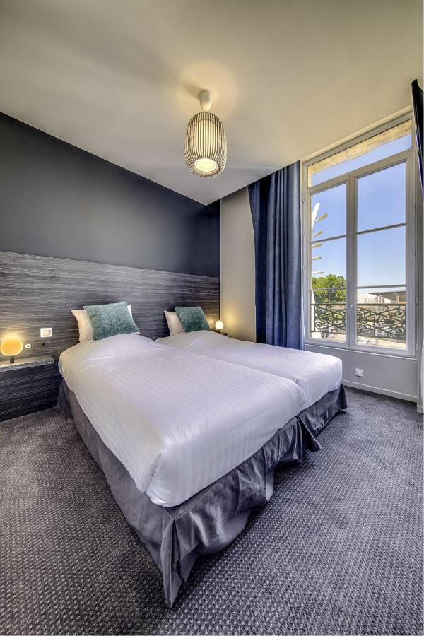 Hôtel California - Laterooms