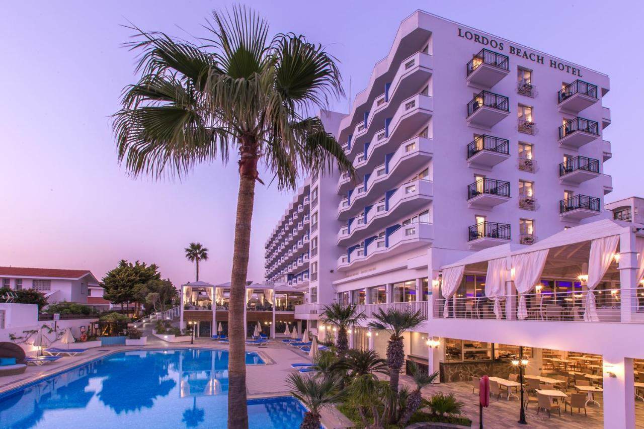 Lordos Beach Hotel & Spa, Larnaca – Updated 2021 Prices