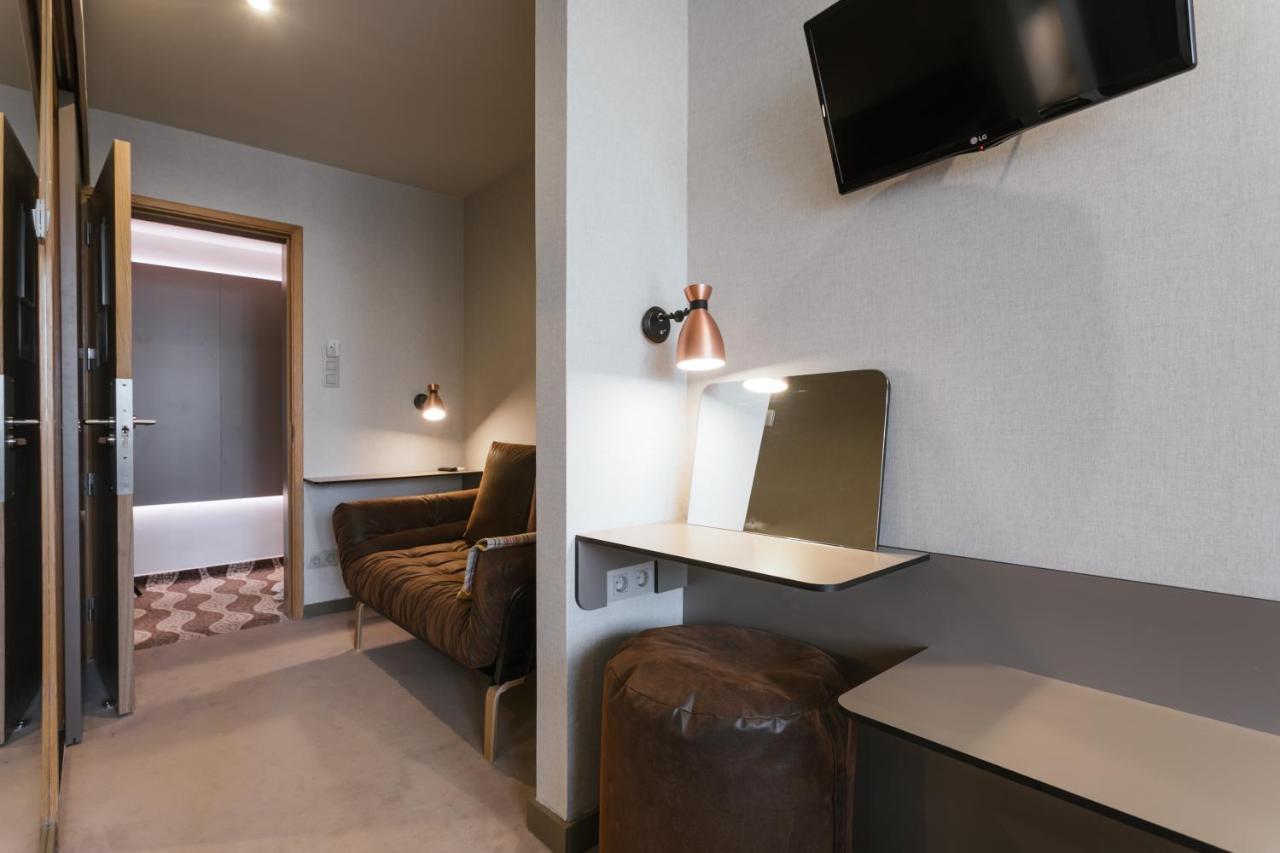 Hotel Malaposta - Laterooms