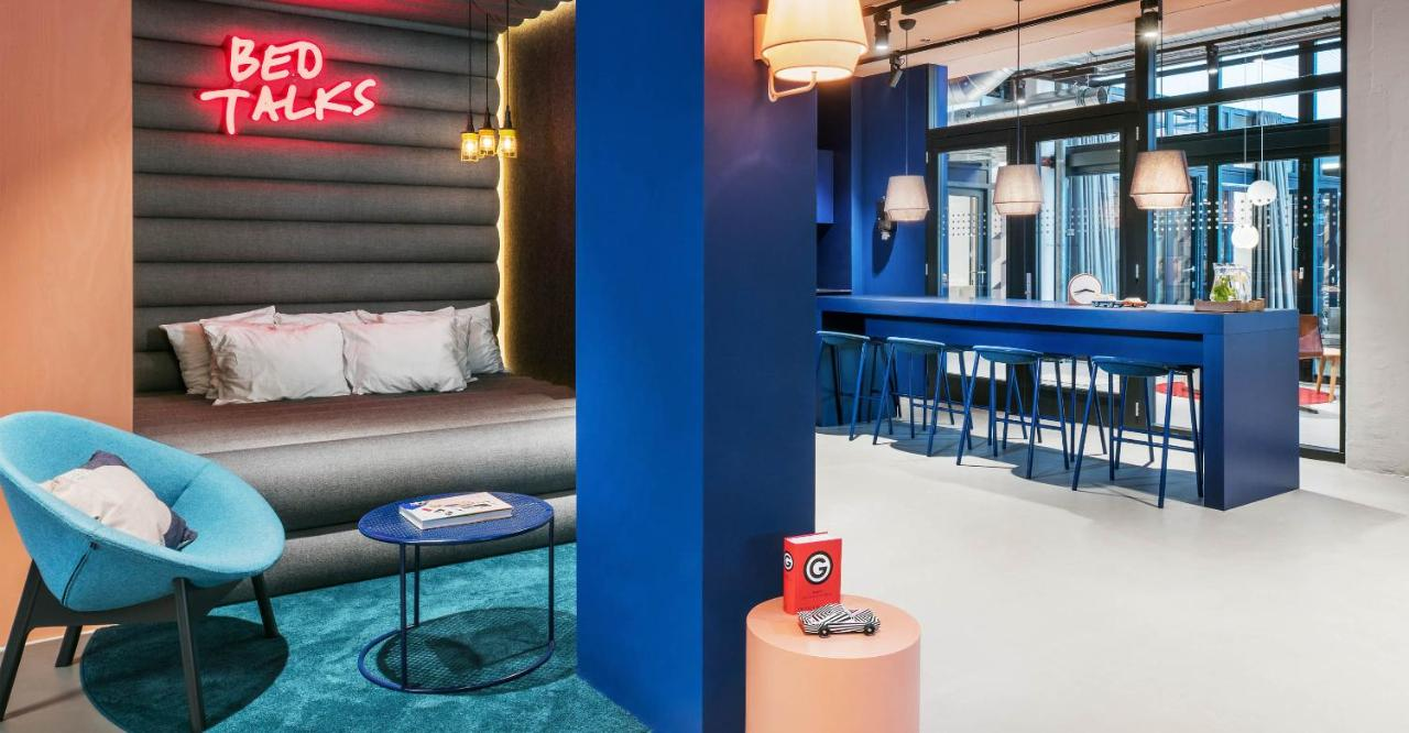 The Student Hotel The Hague - Laterooms
