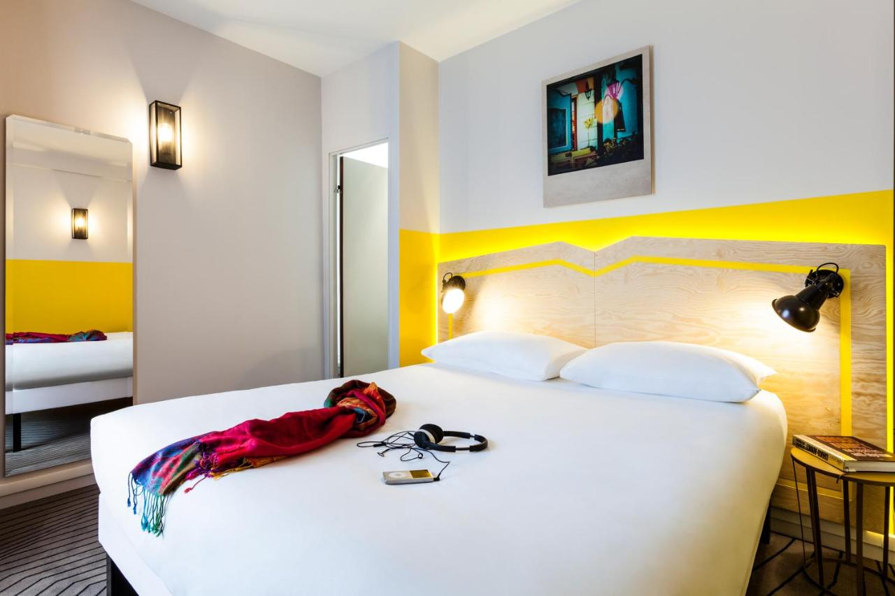 Armstrong Hotel Paris - Laterooms