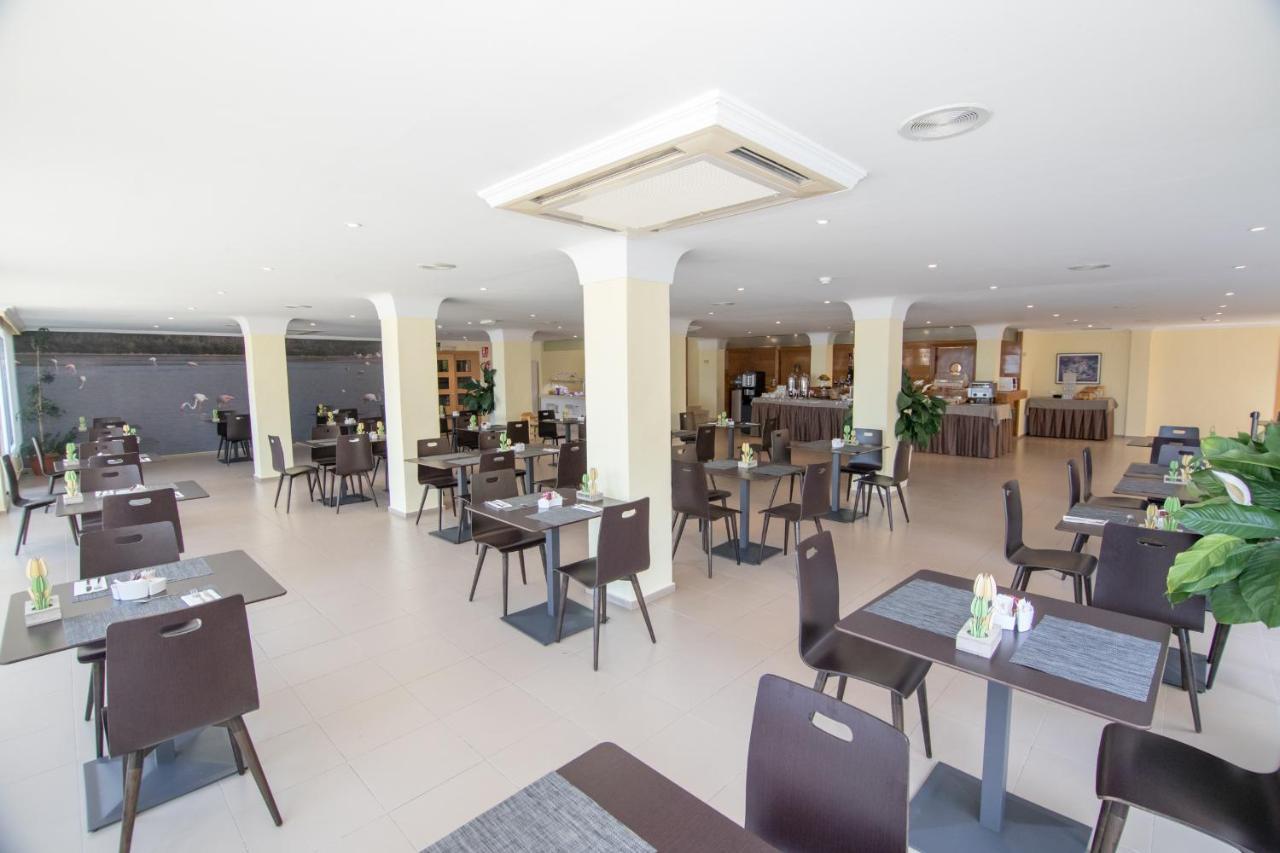 Hotel Porto Calpe - Laterooms