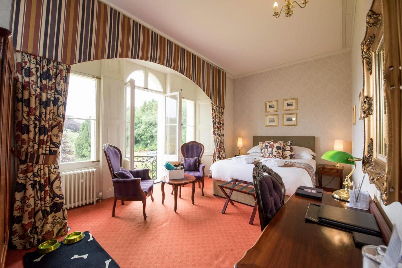 The Falcondale Hotel and Restaurant - Laterooms