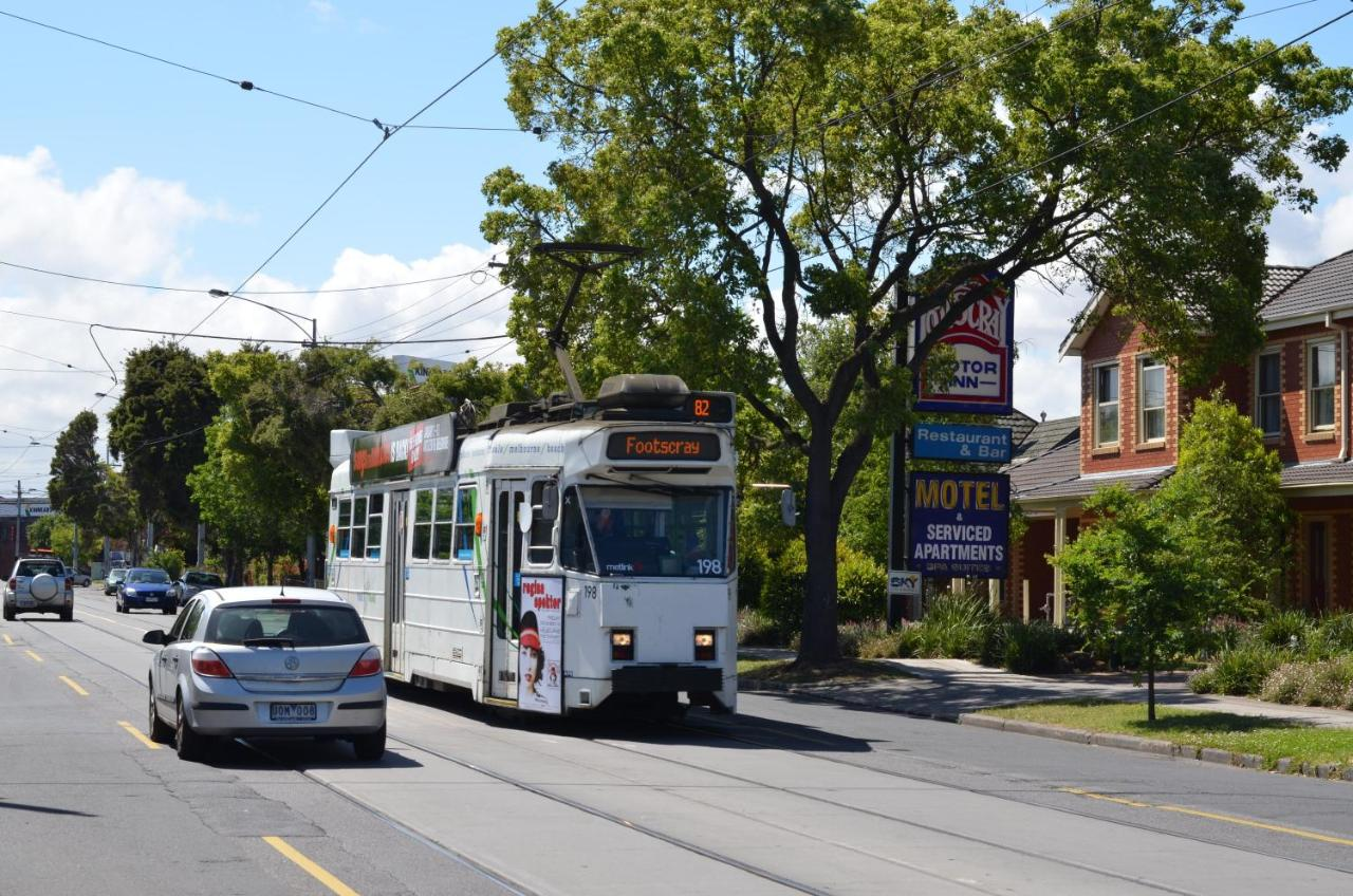 Footscray Motor Inn and Serviced Apartments - Laterooms