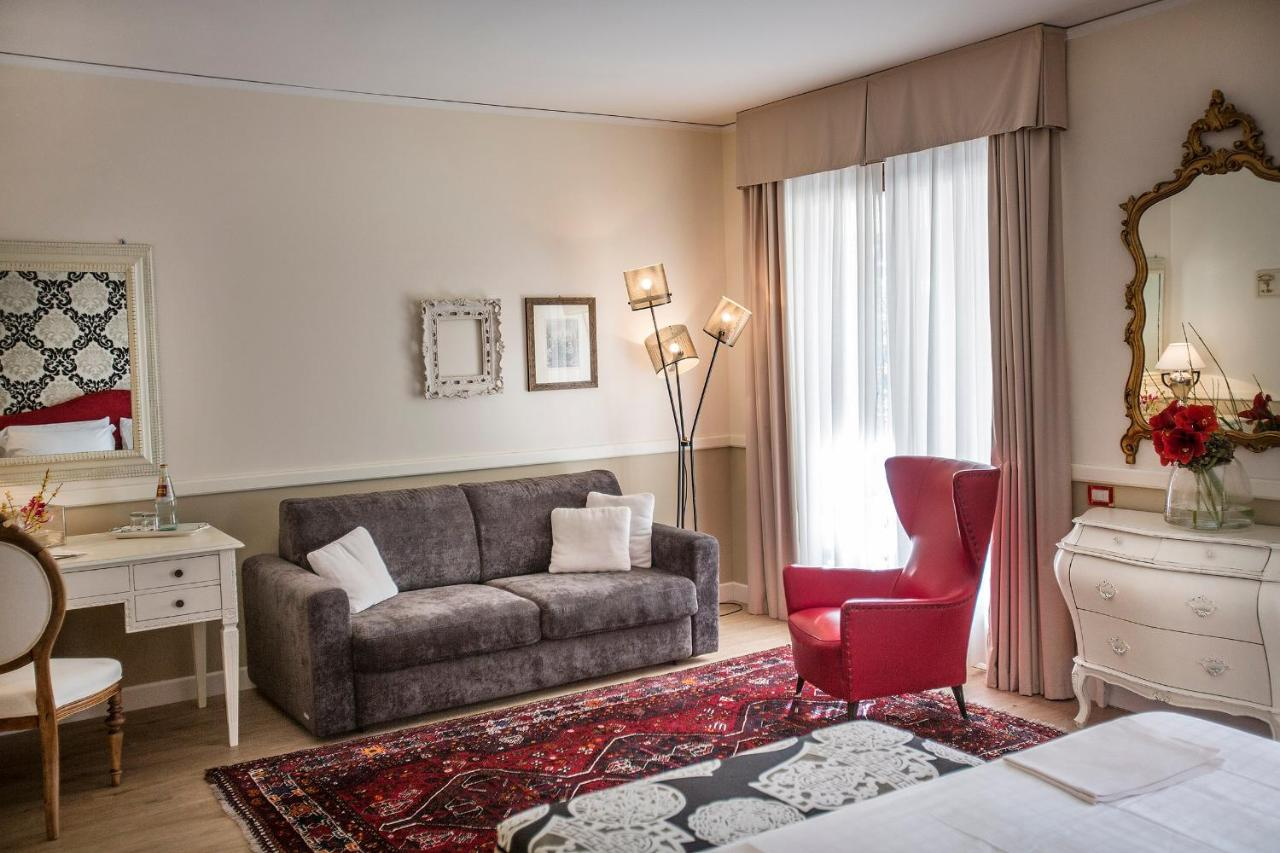 Hotel Regina Adelaide - Laterooms