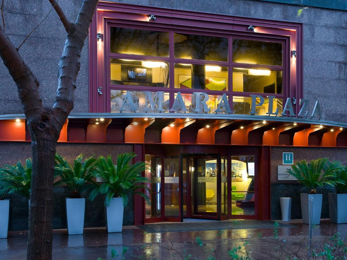 Silken Amara Plaza - Laterooms