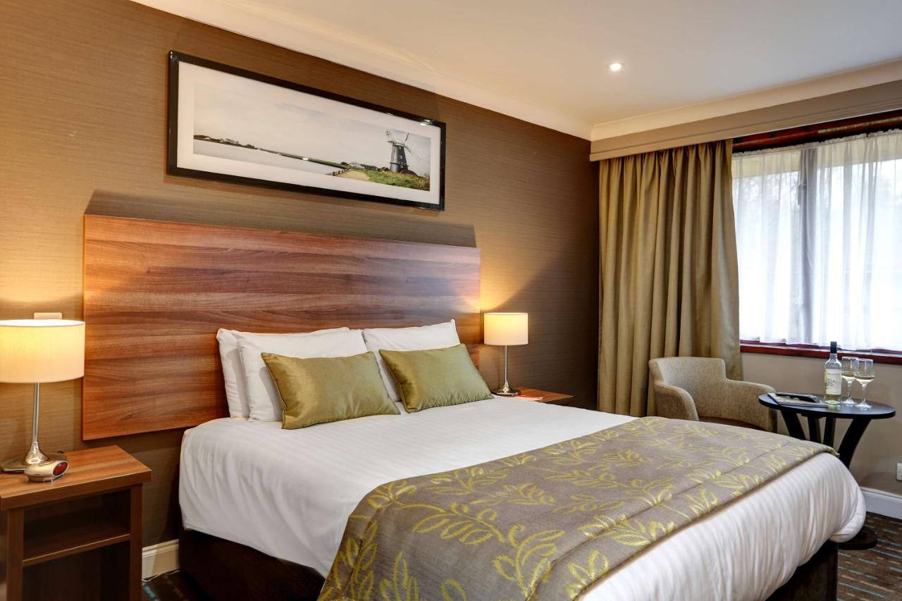 BEST WESTERN Brook Hotel - Laterooms