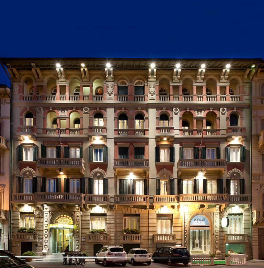 Hotel Residence Esplanade - Laterooms