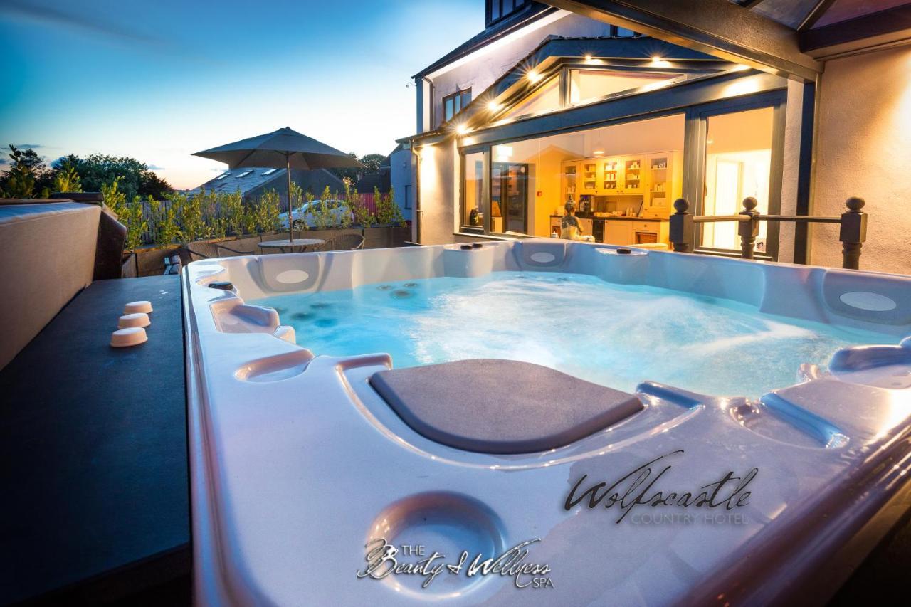 Wolfscastle Country Hotel & Allt yr Afon Restaurant - Laterooms
