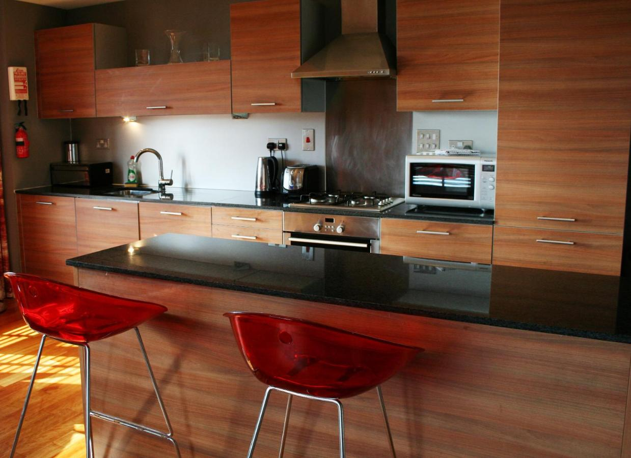 Dreamhouse Apartments Glasgow City Centre - Laterooms