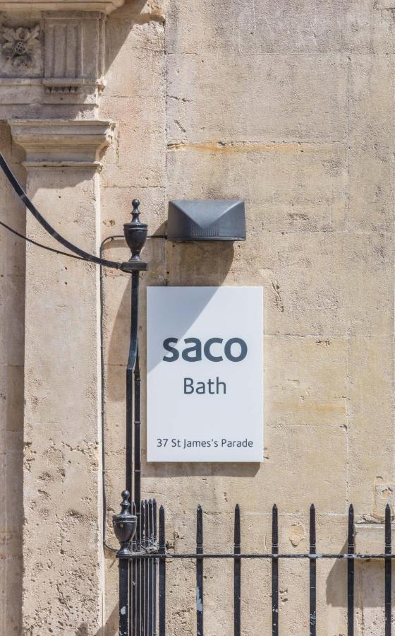 SACO Bath - St James Parade - Laterooms