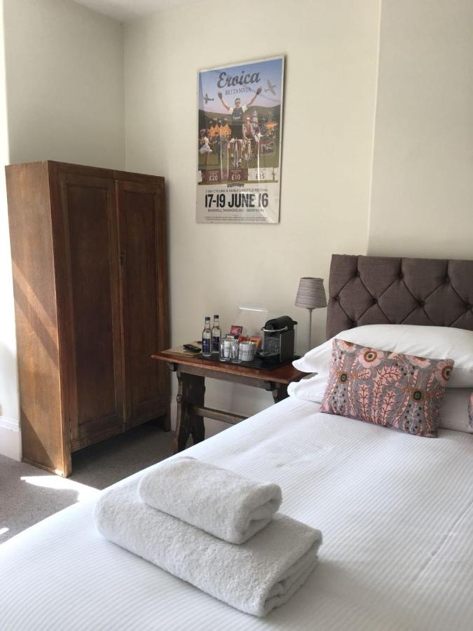 Terrafirma Guest House - Laterooms