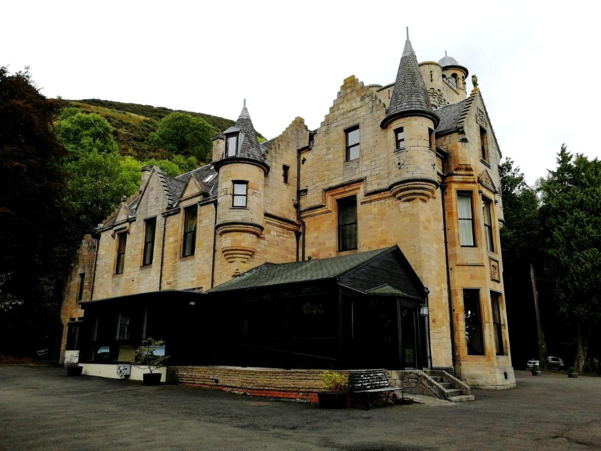 Broomhall Castle - Laterooms