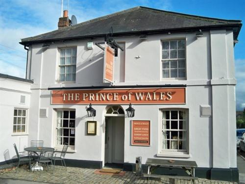 The Prince Of Wales - Laterooms