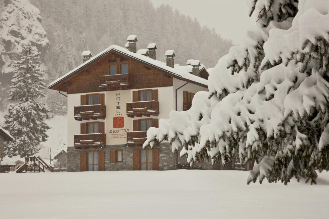 Hotel Lo Scoiattolo - Laterooms