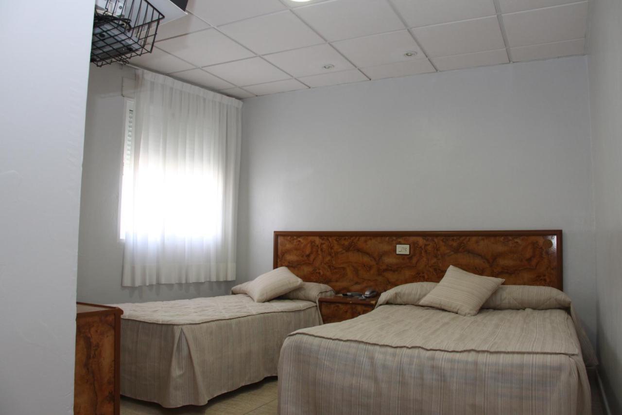 HOTEL TRABUCO - Laterooms