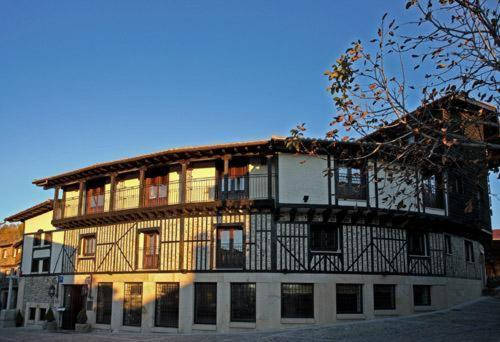 Hotel Spa Villa de Mogarraz - Laterooms