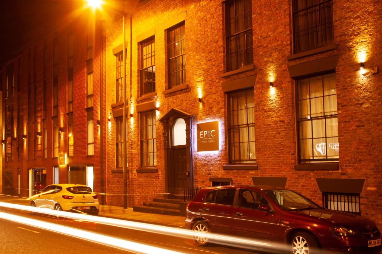 Epic Apart Hotel Liverpool - Duke Street - Laterooms