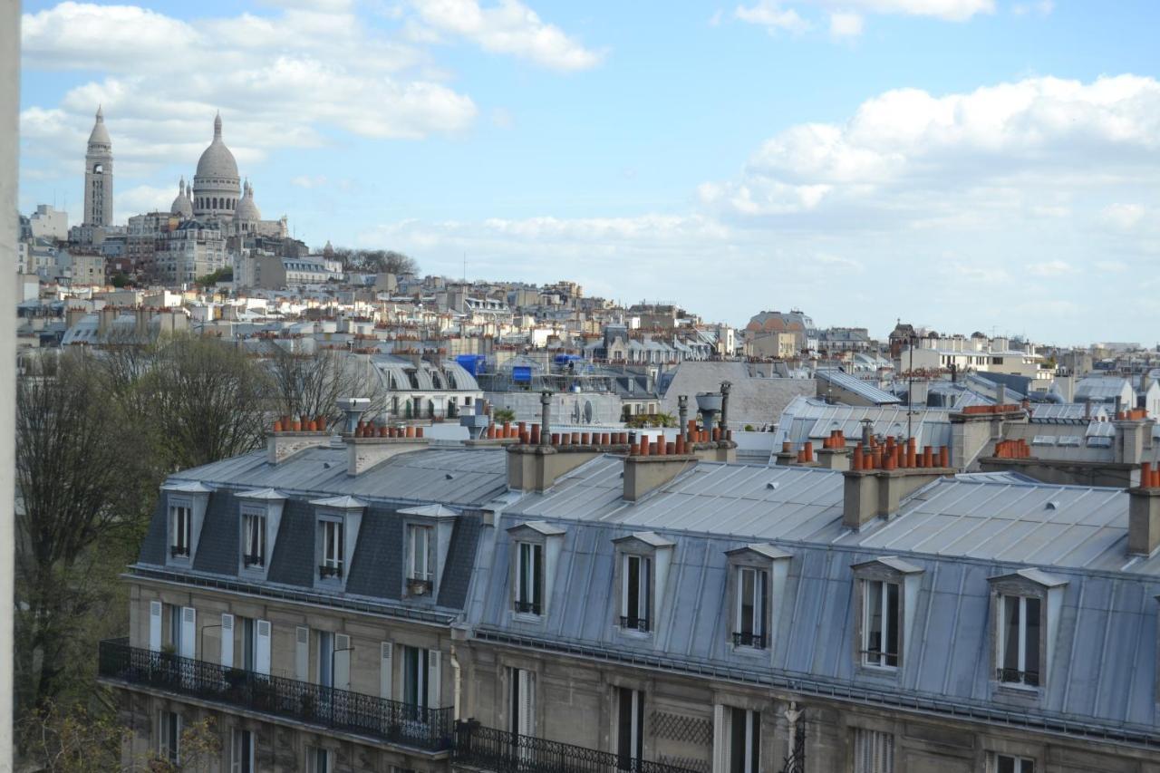 Hôtel Mercure Paris Montmartre Sacre Coeur - Laterooms