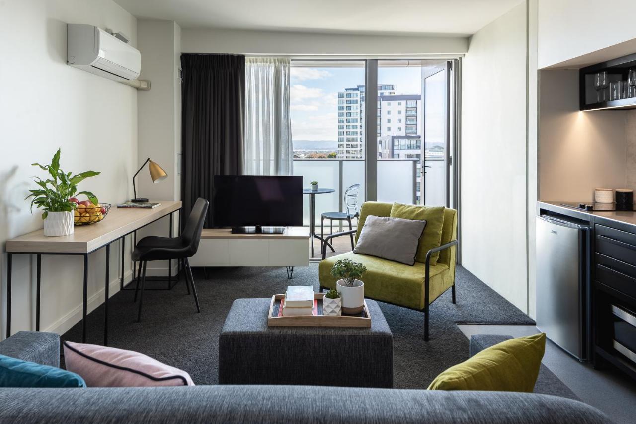 Haka Hotel K' Road Apartments