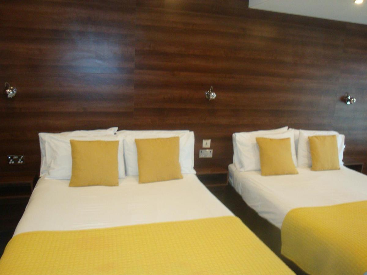 Sandhurst Hotel - Laterooms