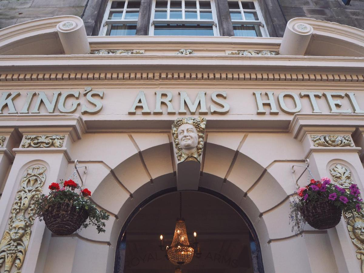 Royal Kings Arms - Laterooms