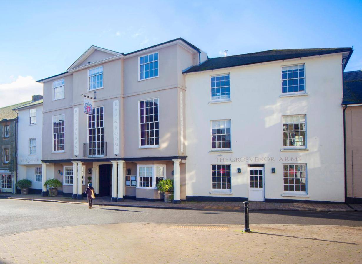 The Grosvenor Arms - a Bespoke Hotel - Laterooms