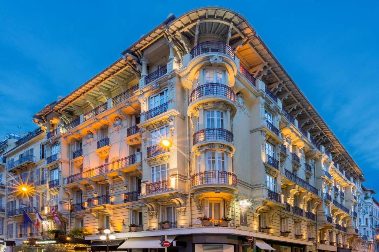 Hotel Massena Nice - Laterooms