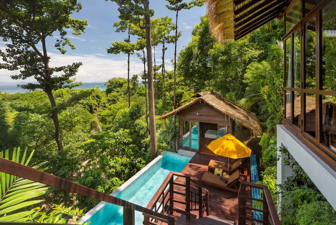 Zeavola Resort & Spa - Laterooms