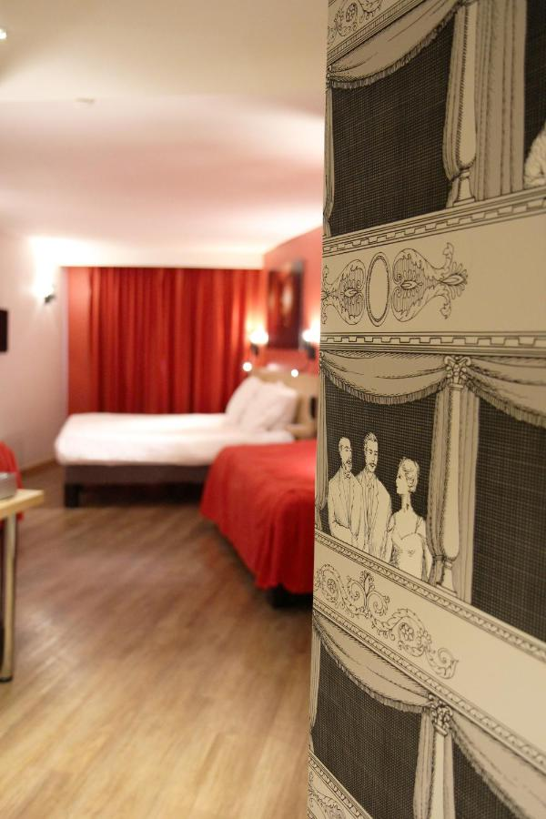 Best Western Hotel Opéra Drouot - Laterooms