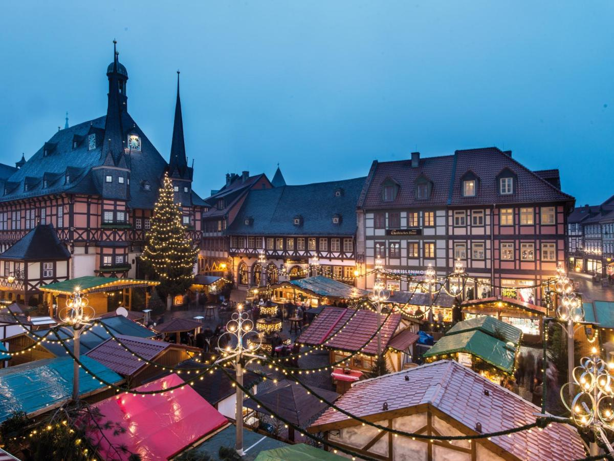 Travel Charme Gothisches Haus Wernigerode - Laterooms