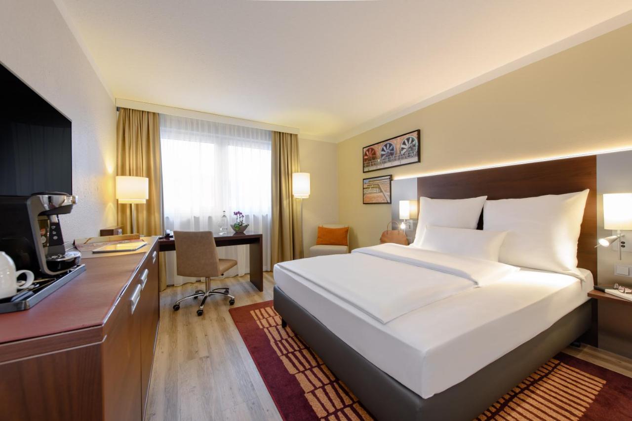 Mercure Hotel Duisburg City - Laterooms