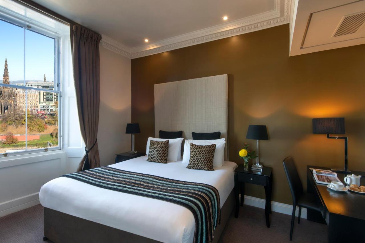 Fraser Suites Edinburgh - Laterooms