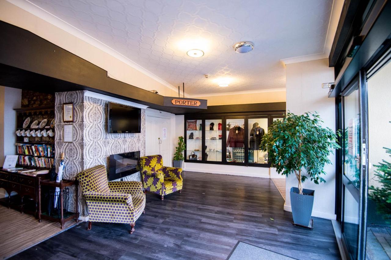 Ivy Bush Royal Hotel - Laterooms