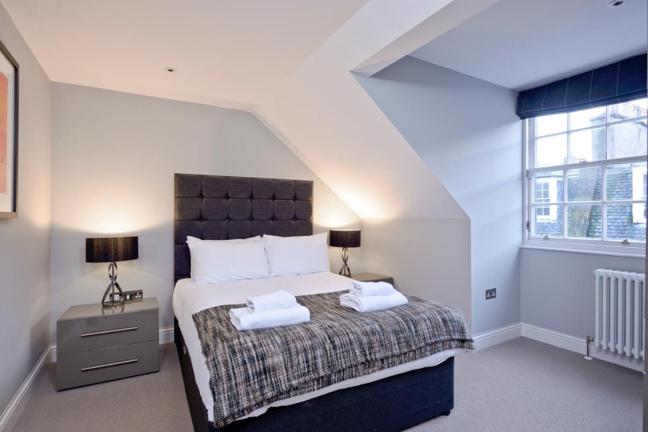 Destiny Scotland - Hill St Apartments - Laterooms