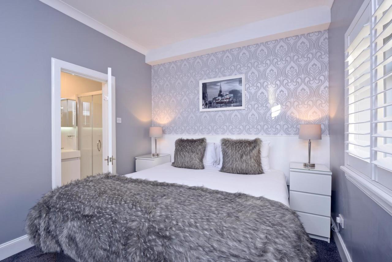 Alpha Guest House - Laterooms