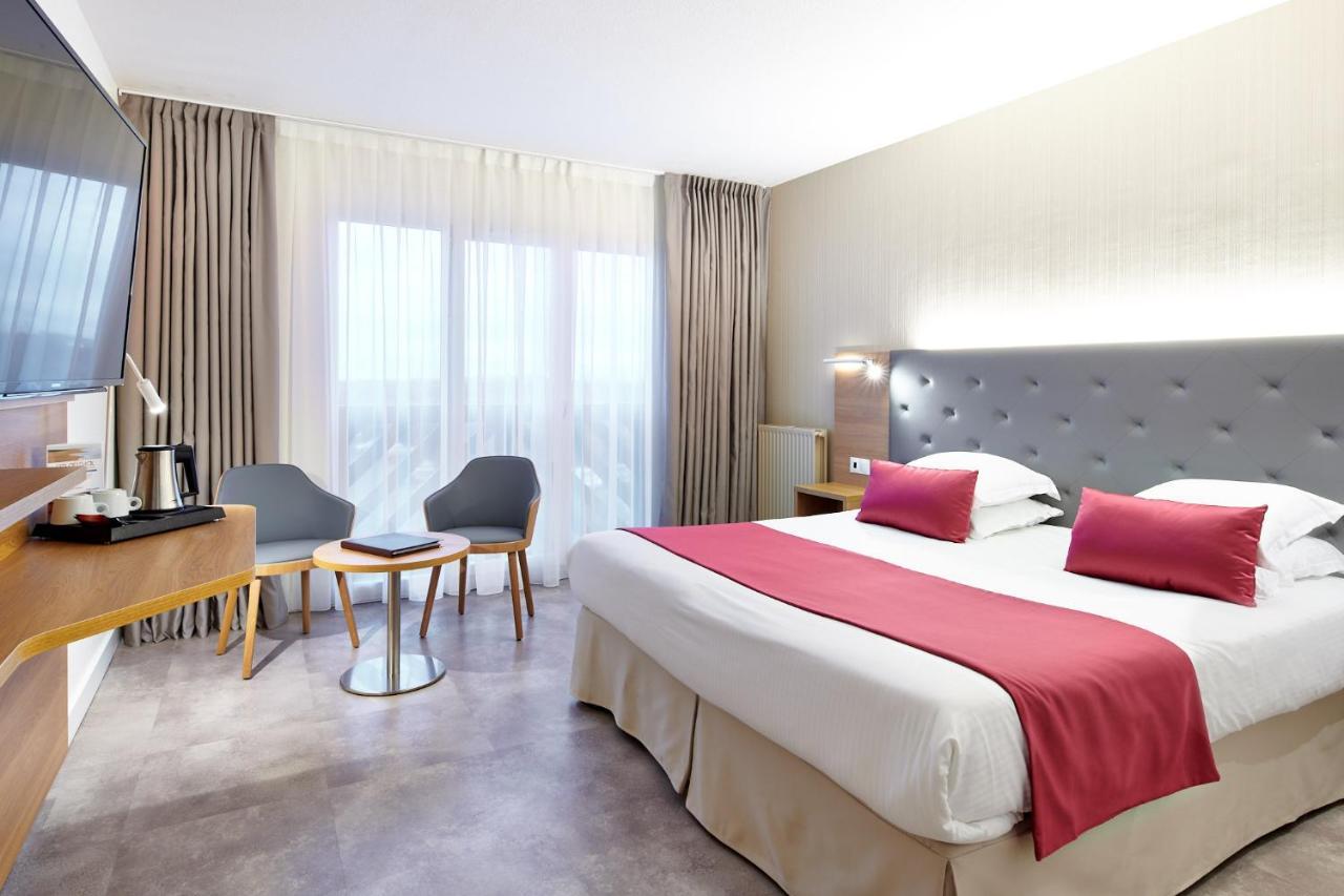 Hôtel Atlanthal - Laterooms