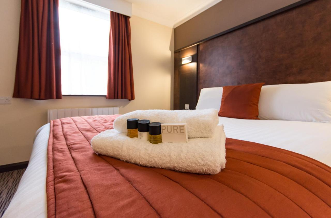 Dragonfly Hotel Colchester - Laterooms