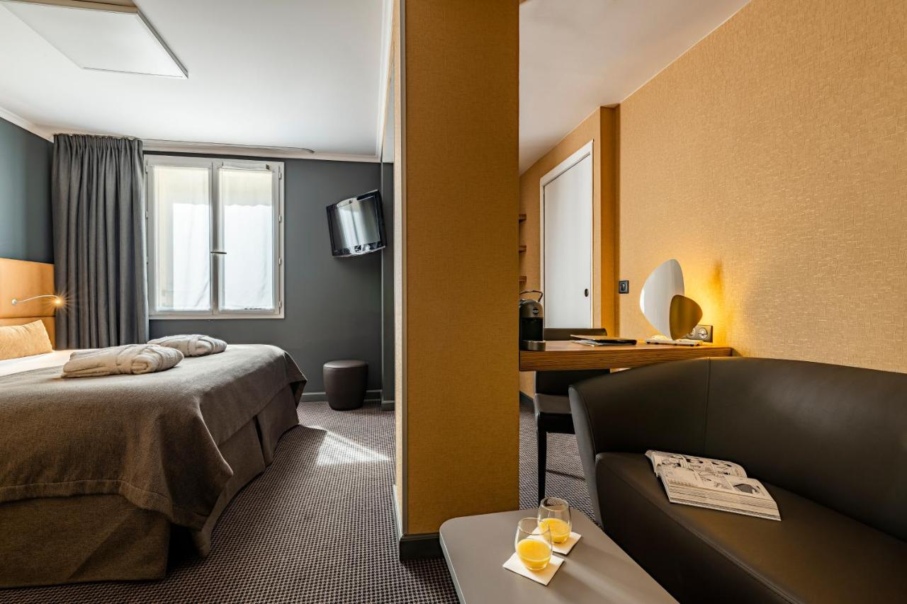 Hotel Residence Europe - Laterooms