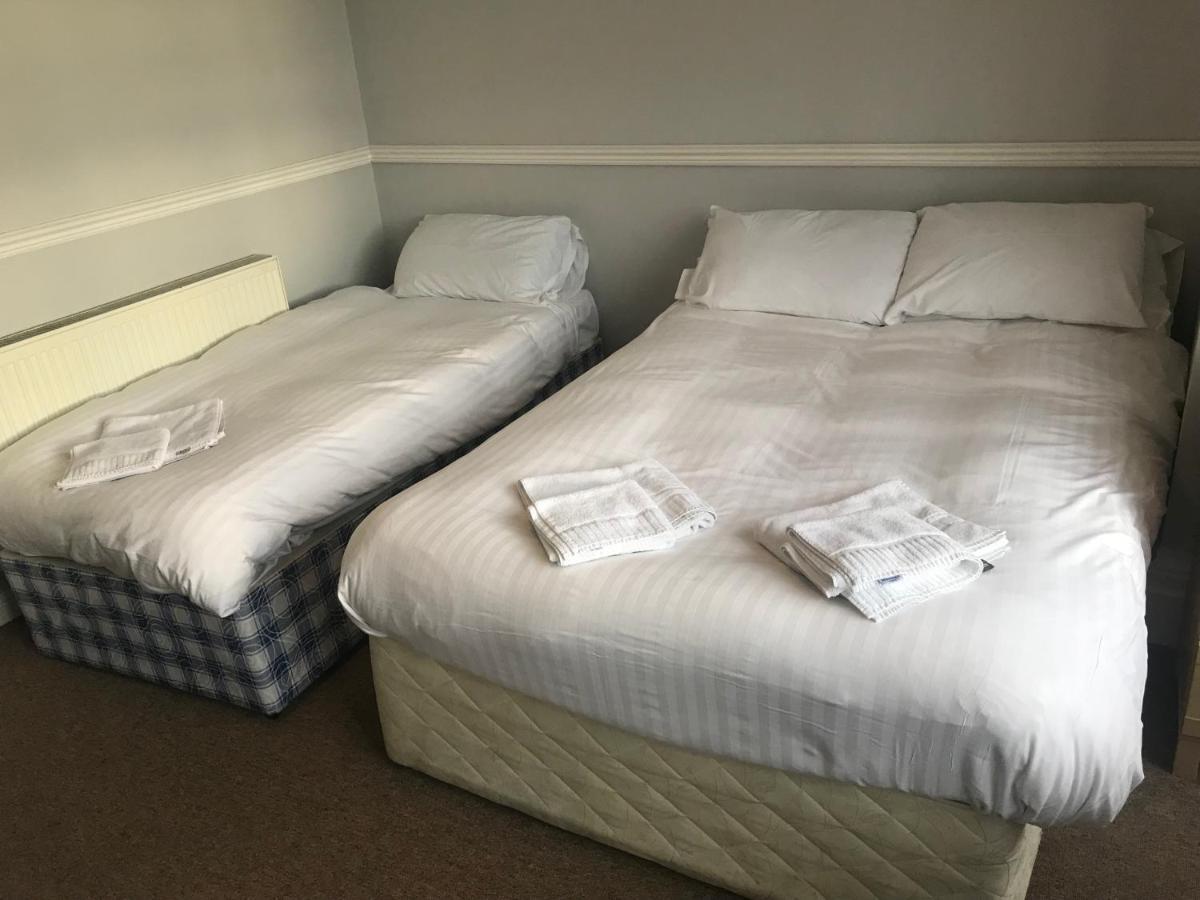 Queen Victoria Hotel - Laterooms