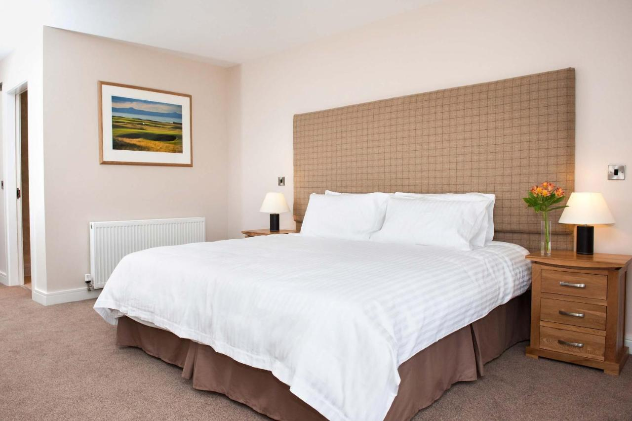 The Lodge at Craigielaw and Golf courses - Laterooms
