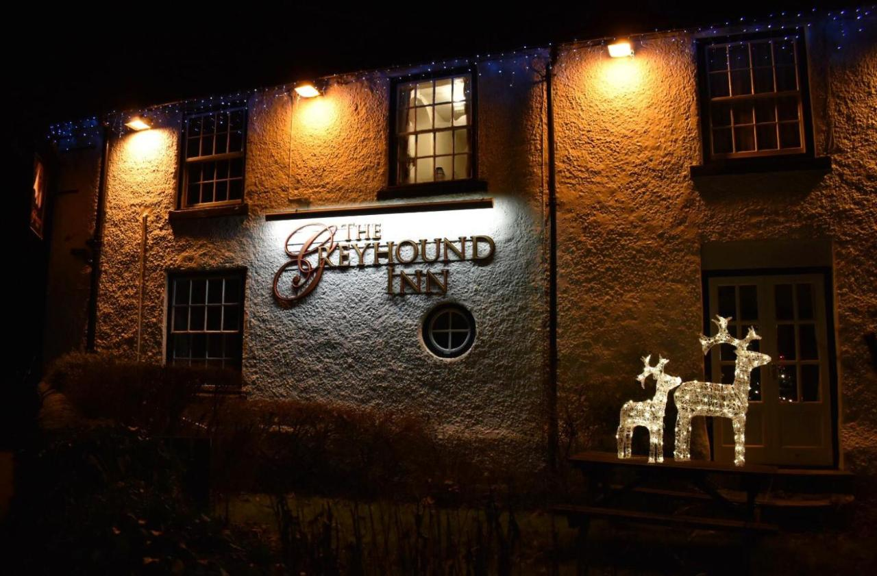Greyhound Inn - Laterooms