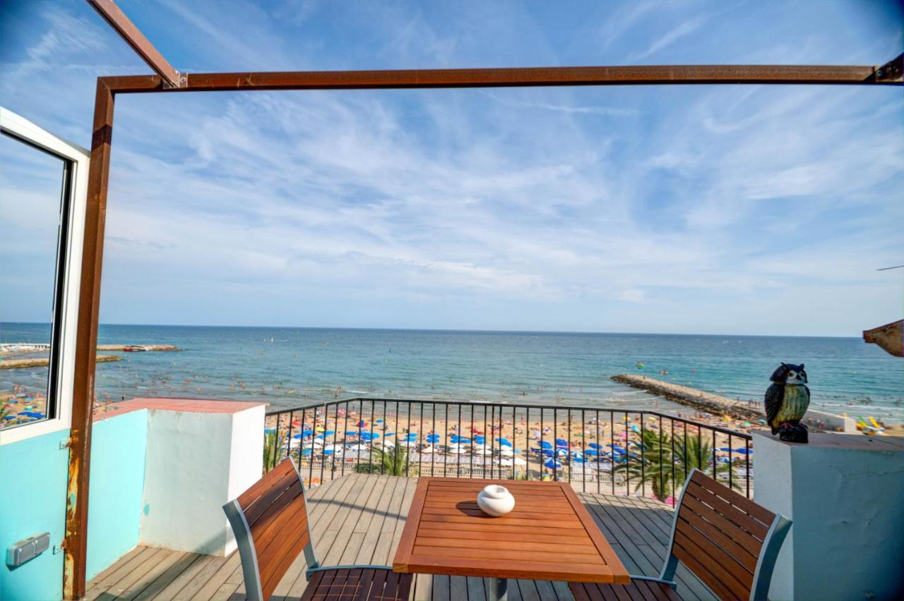 Sea Front Apartment - Laterooms