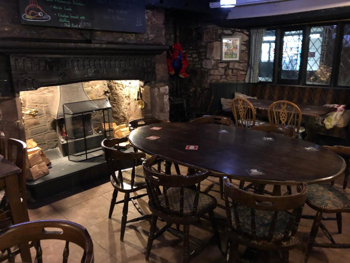 The Crosskeys Inn - Laterooms