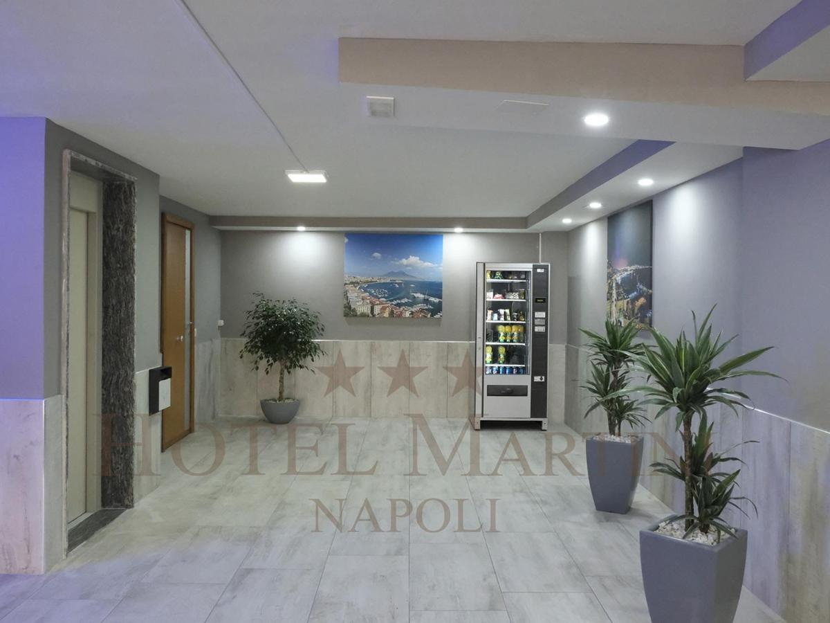 Hotel Martini - Laterooms
